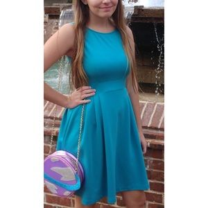 👗 Teal sundress - attention size S 👗